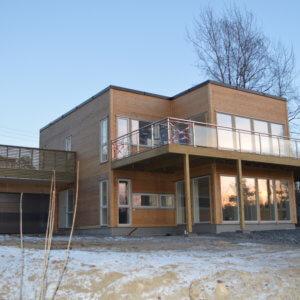 Oppføring av bolig i Rådyrveien 3 i Son